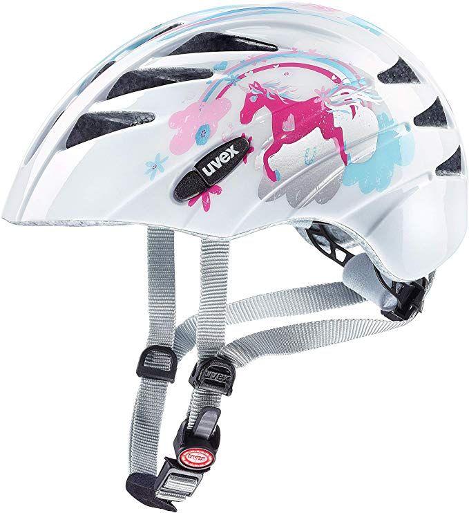 Toller Helm mit Sicherheit und süßem Design! Sport