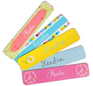 Personalized Bookmarks For Kids $5