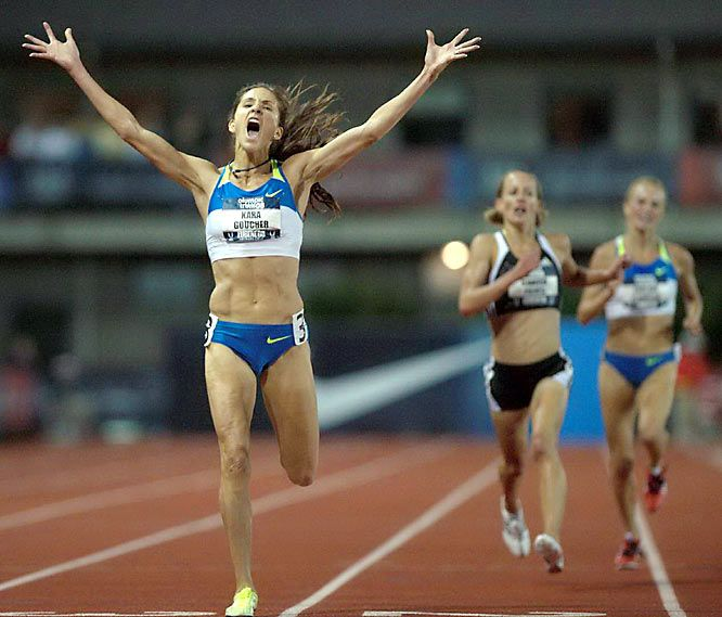 """Be unrelenting. If you don't believe, then who will?"" - Kara Goucher"