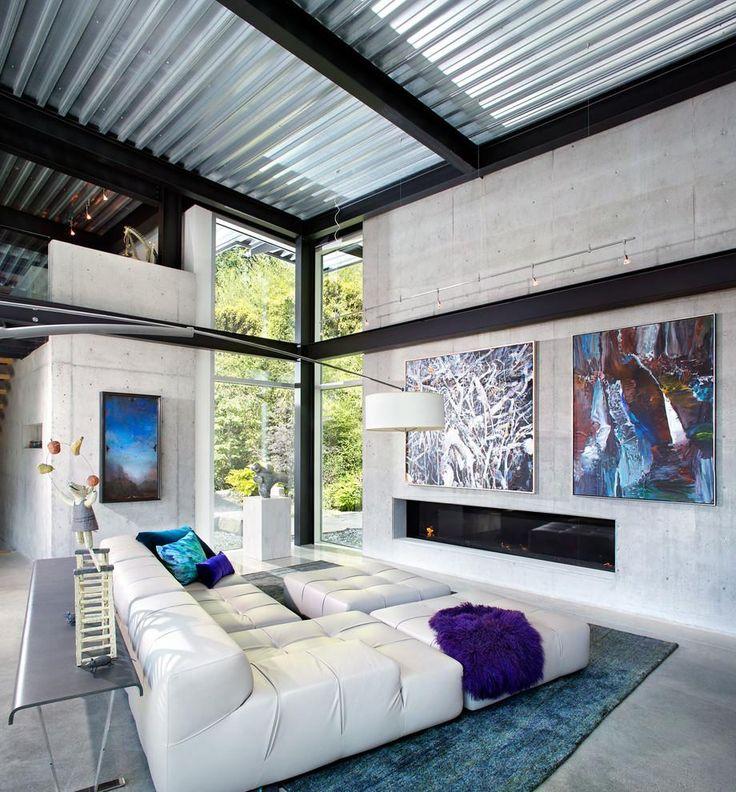 Déco moderne couleurs meubles accessoires et inspirations photos