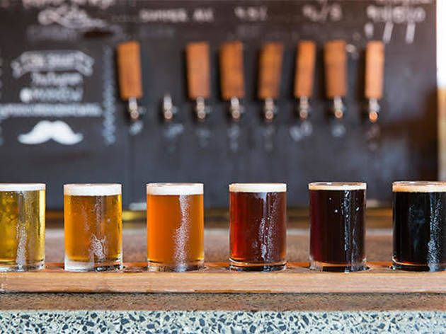 The best craft beer brewery bars in Sydney