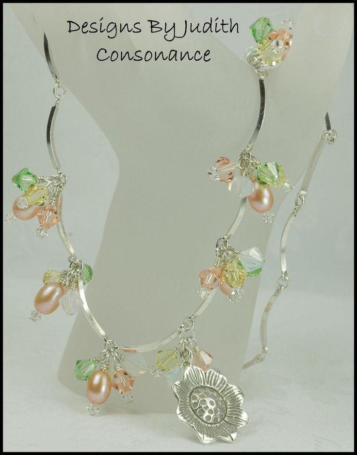 **Designs By Judith** Consonance Necklace