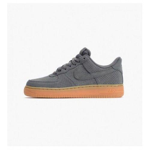 Nike Pánské - Sleva Nike Air Force 1 Low Midnight Pánské Běžecké Boty Dark Šedá 0310