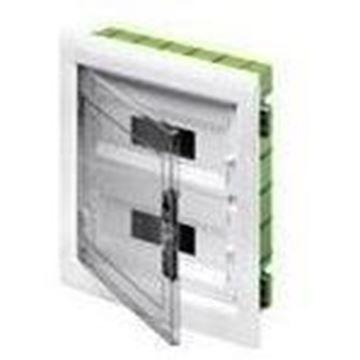 Tablou electric Gewiss, 12 module, montaj incastrat, grad protectie IP40, GW40605PM