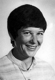 Sister Ita Ford, M.M. (4/23/1940 - 12/2/1980) American Roman Catholic Maryknoll Sister who served as a missionary in Bolivia, Chile and El Salvador. She worked with the poor and war refugees. On Dec. 2, 1980, she was tortured, raped, and murdered, along with fellow missionaries Sister Maura Clarke, M.M., laywoman Jean Donovan, and Sister Dorothy Kazel, O.S.U. They were killed in El Salvador by U.S. trained members of a military death squad of the right-wing Salvadoran military-led…