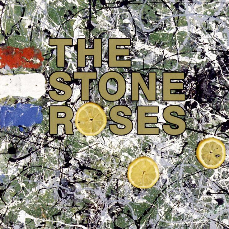 The Stone Roses - The Stone Roses (1989) (my favorite band!)
