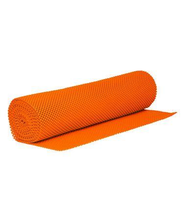 Orange Drawer Liner #zulily #zulilyfinds