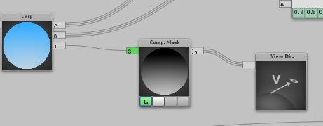 Simple Skybox Gradient