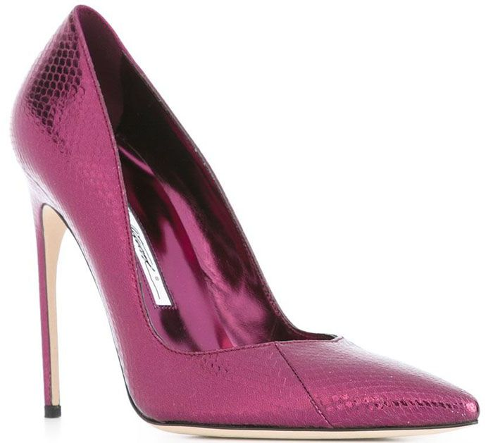 "Brian Atwood ""Marella"" Pointed Toe Pumps"