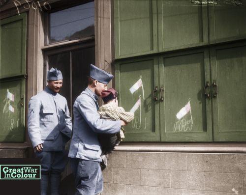 France, 1917