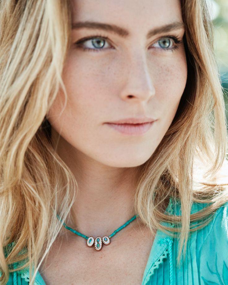 Pascale Monvoisin necklace
