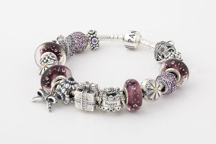 925 silber beads charms crystal rose xs144 wholesale eye pandora charm