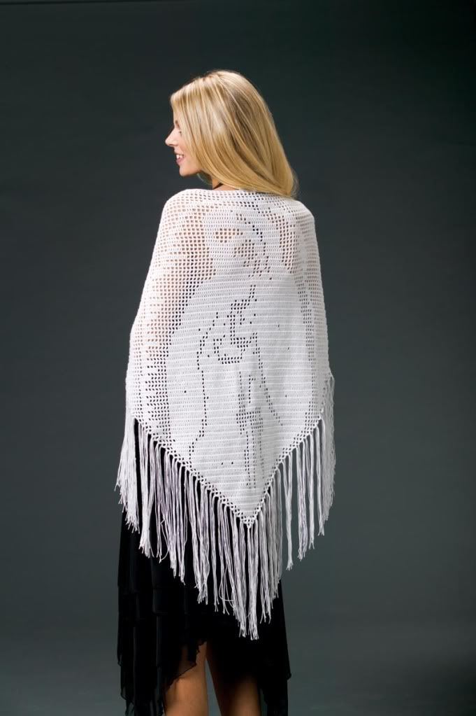 32 best Crochet prayer shawls and squares images on Pinterest ...