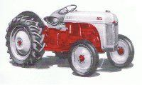 Ford 8N Tractor Parts (1947-1952)