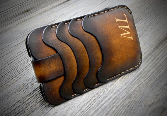 iPhone 7 Leather Case / iPhone 6/6s Leather Wallet / by Odorizzi