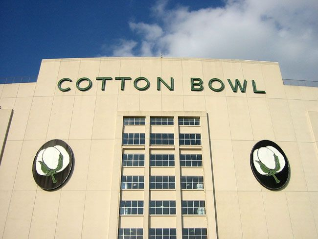 CottonBowl - Jan.28th.1960 Establishing the Dallas Cowboys Franchise- Wikipedia
