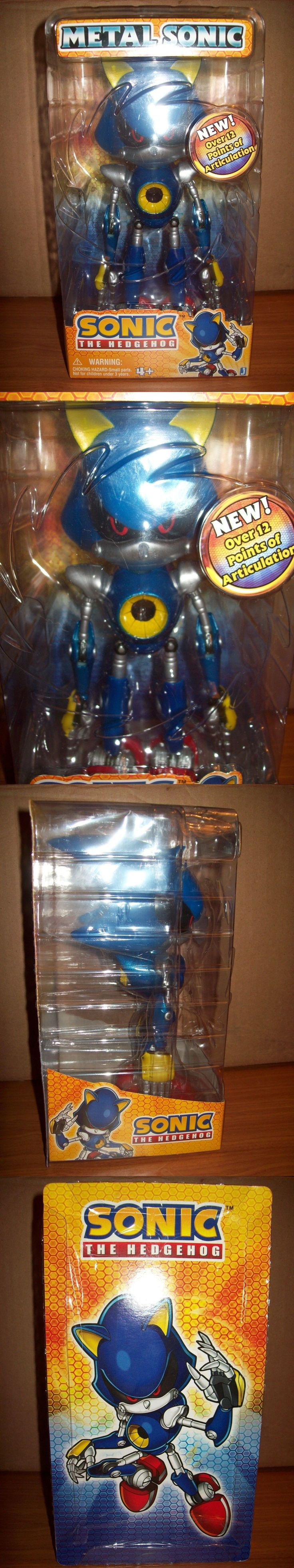 Sonic 158768: Metal Sonic The Hedgehog 10 Jazwares Toy Figure -> BUY IT NOW ONLY: $159.99 on eBay!