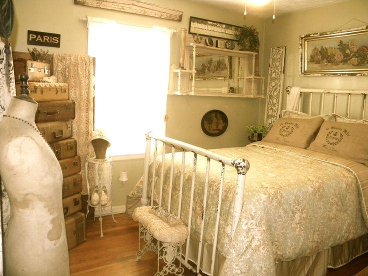 Vintage Guest Bedroom Guest Bedroom Bedroom Vintage Home