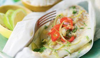 Suivez notre recette de Papillote de poisson à la tahitienne pour être sûr de préparer un plat réussi.