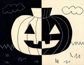 Pumpkin Art Project for Kids at Home or in the Classroom | Ziggity Zoom
