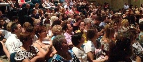 A conclusione del ciclo delle Assemblee territoriali dei soci, si è tenuta venerdì 24 giugno 2016, presso il Teatro della Cavallerizza di Reggio Emilia, l'Assemblea Generale dei Soci della cooperativa sociale Coopselios. L'Assemblea è stata l'occasione per presentare i risultati dell'esercizio 2015.