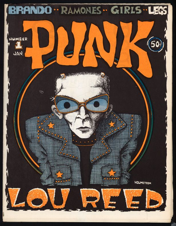 Artist John Holmstrom, publisher Ged Dunn, and journalist Legs McNeil started Punk magazine in 1976 as former high school friends looking for scene cred and free drinks. The cartoons meets rock fan…