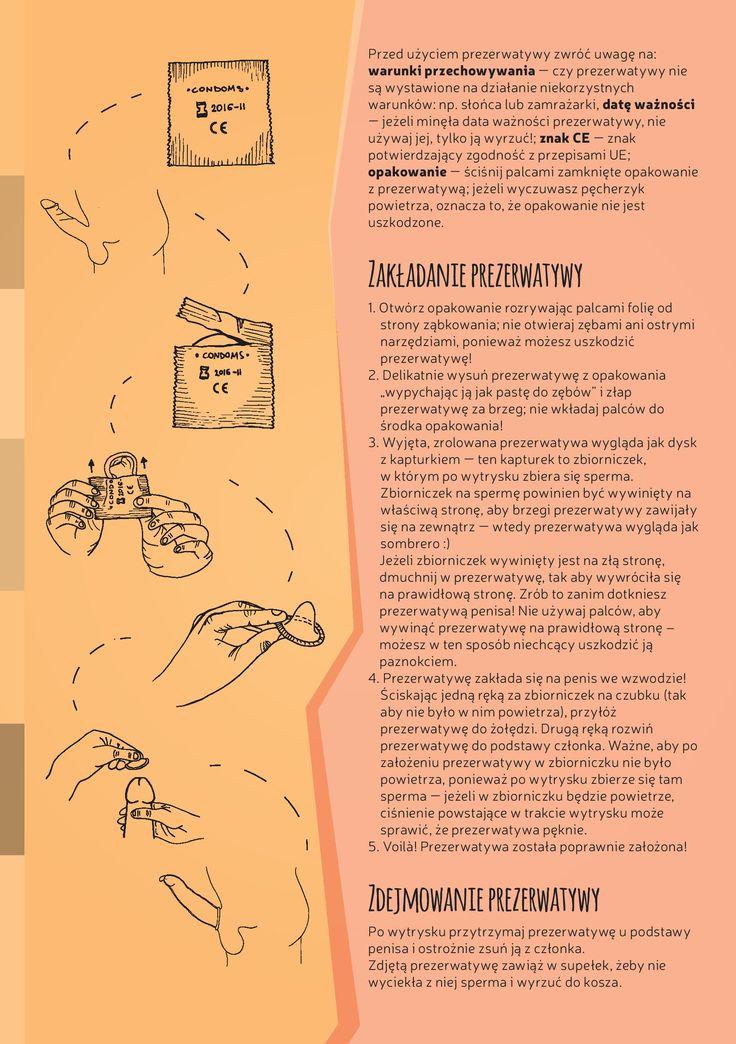 Jak założyć prezerwatywę?  #prezerwatywa #zdrowie #grupaponton