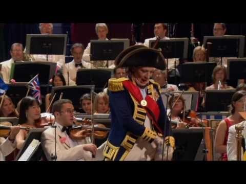 Rule Britannia - Last Night of the Proms