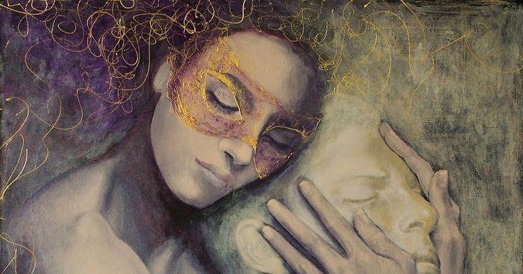 Ella lo perdona, siempre lo hace. La historia se repite una y otra vez. Le entrega el perdón en las manos como quien entrega...