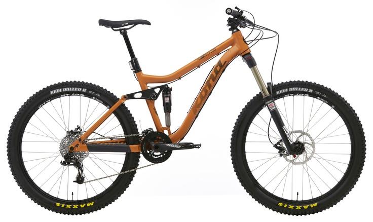 2013 Kona Process: Bicycle Junkie, Mountain Biking, 2K13 Process 1, 2013 Kona