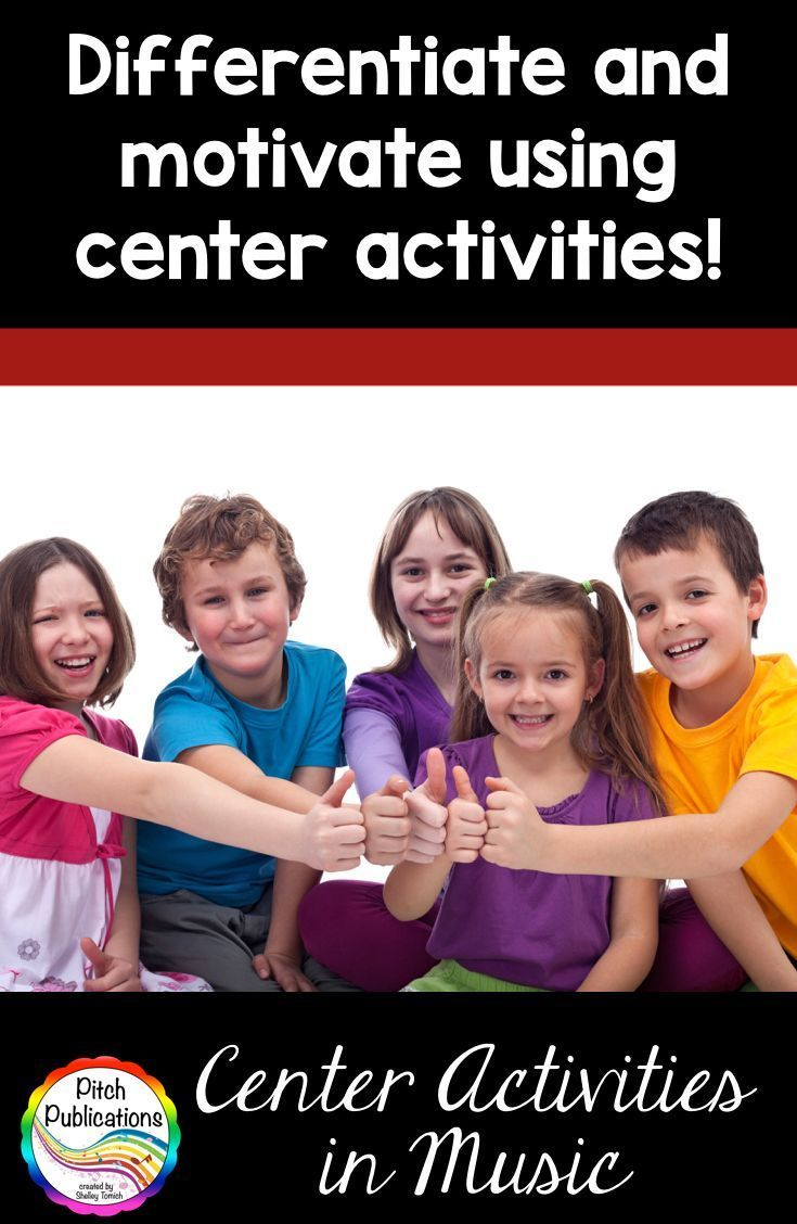 Are you struggling for some center ideas for elementary music?  Come check out these super fun and easy ideas!  #pitchpublications