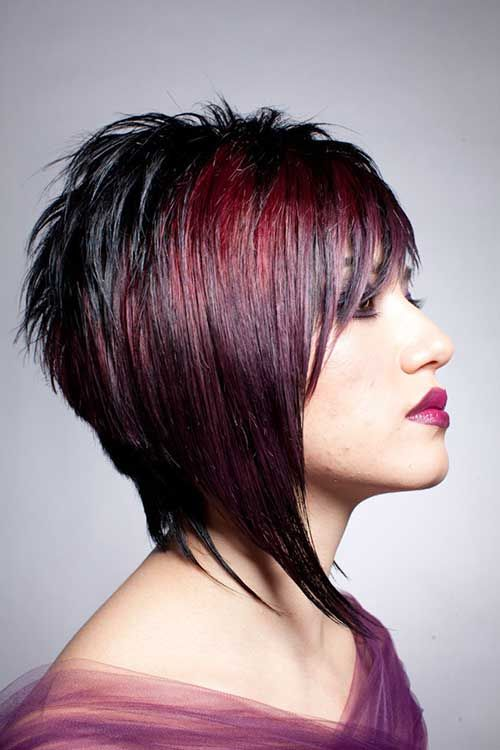 twenty Best Funky Short Hair | Haircuts - 2016 Hair - Hairstyle ideas and Trends