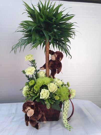 Monkey Baby Shower Decorations Pinterest Tarzan And