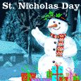Home : Events : St. Nicholas Day [Dec 6] - Showered With Kindness & Love...