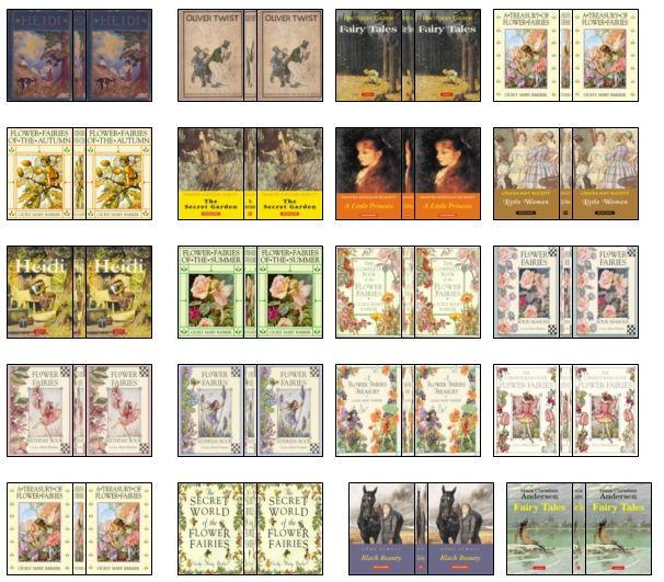 Books Mini Printables - Sherree - Picasa Web Albums Doll Houses