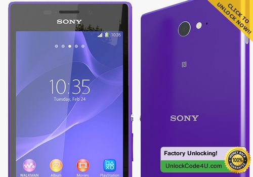 Unlock your Xperia M2 by Factory Unlock Code https://www.unlockcode4u.com/en/unlock-Sony/Xperia-M2