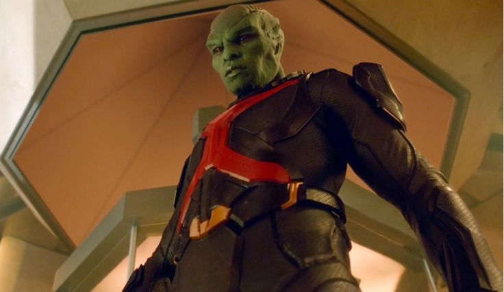'Supergirl' Episode 17 Recap — Martian Manhunter Origins, Jeremiah Danvers Lives, Silver Banshee Revealed