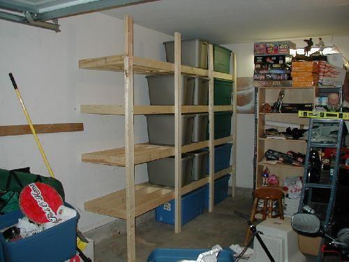 robohara.com » Shelves – Garage (Tubs)