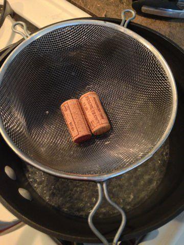 DIY: How to Easily Cut Corks Corks DIY