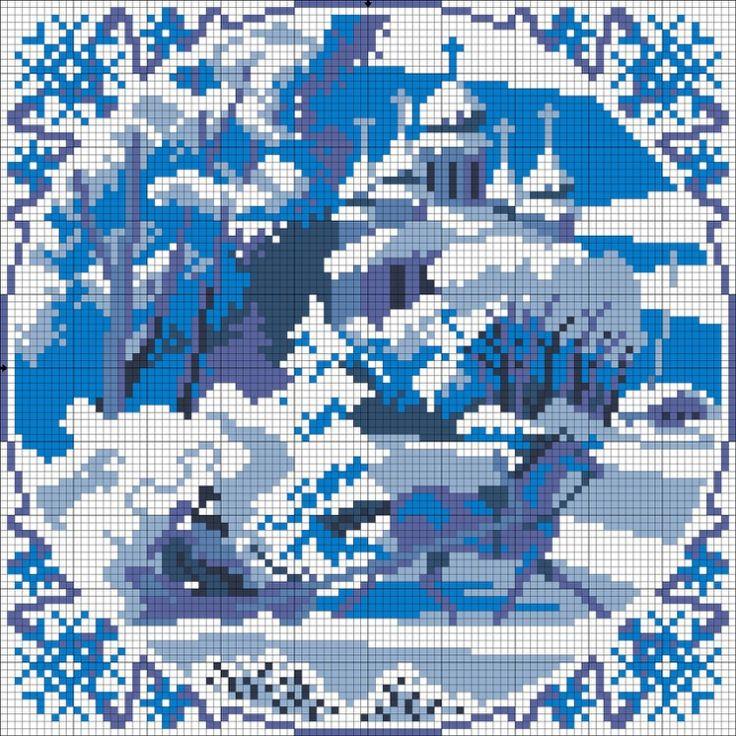 Gallery.ru / Зимний сон - 2 - lavada1