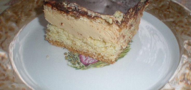 Karmelowe ciasto - main