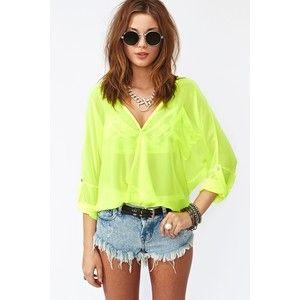 Como Usar Blusas Fluorescentes e Onde Comprar