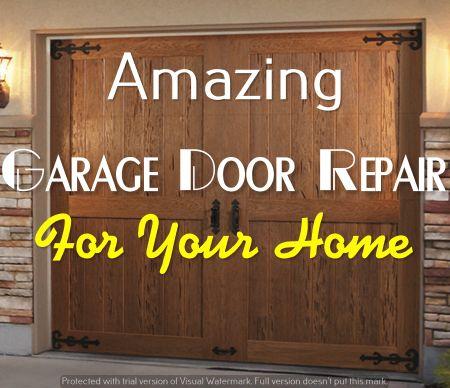 Garage Door Service Repair With Images Door Repair Garage