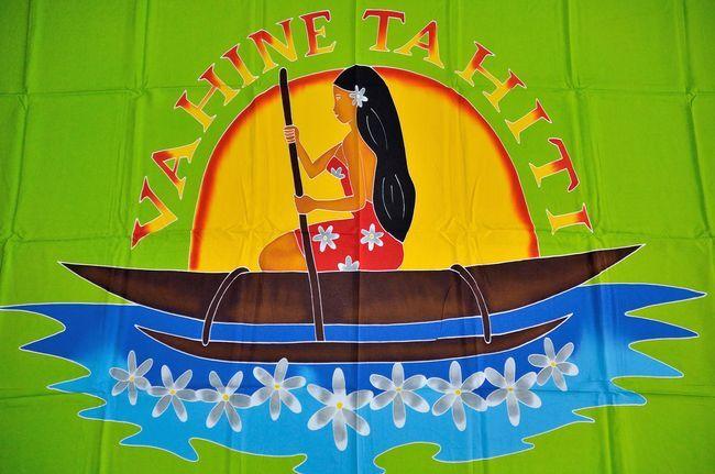 Paréo Tahitien, La Vahiné Tahiti