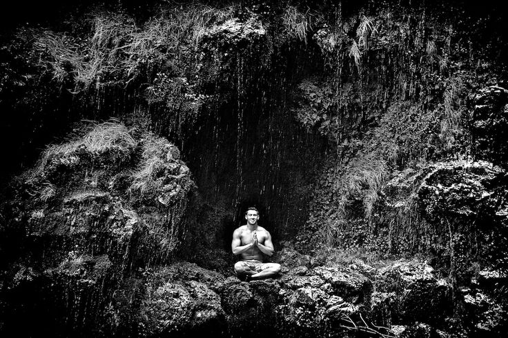 Another shot of Julian from a 2012 visit to Waimoku Falls on Maui - photo by Brian D Elliott
