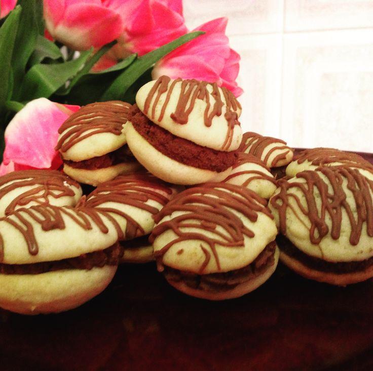 Paleuri de casă cu ciocolată 💁