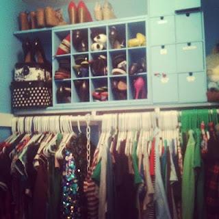feb 12: inside your closet  #FEBphotoaday