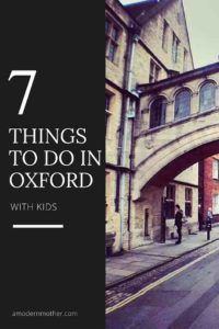 Oxford - 7 things to do with the family1