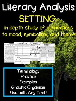 Literary Analysis: Setting