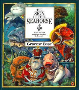 The Sign of the Seahorse Lesson Plan!